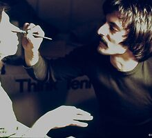 Tom Savini by Imagery