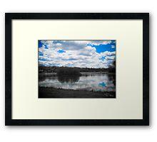 Drayton Plains Framed Print