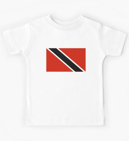 flag of Trinidad and Tobago Kids Tee