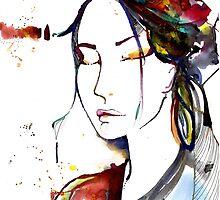 Eva  by Mariuca Calin