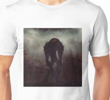 Old Red Eyes by Sarah Kirk Unisex T-Shirt