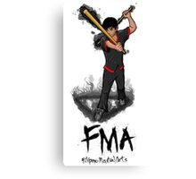 Filipino Martial Arts Canvas Print