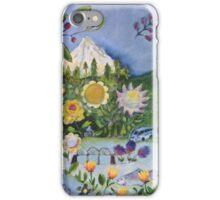 Perennially Playful Portland iPhone Case/Skin