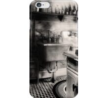 Old time kitchen iPhone Case/Skin