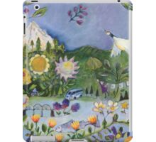 Perennially Playful Portland iPad Case/Skin
