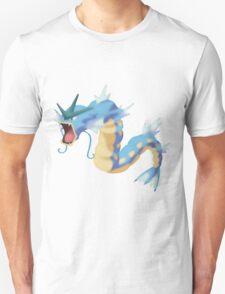Watercolour Gyarados T-Shirt