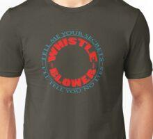 WHISTLEBLOWER~ Unisex T-Shirt