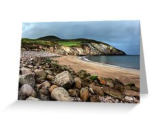 Kilmurry Bay - Minard Greeting Card