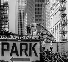 Chicago by GreyCard
