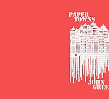 Paper Towns Red by anthonylonder