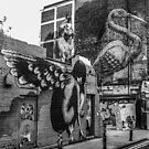 graffiti Brick Lane by GreyCard
