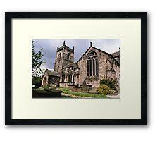 Parish Church. Framed Print