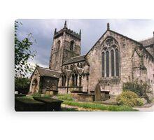 Parish Church. Metal Print