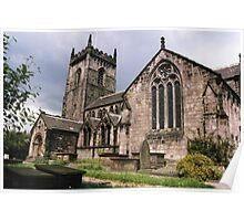 Parish Church. Poster
