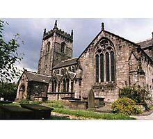 Parish Church. Photographic Print