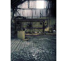 23.7.2010: Sleeping Technics Photographic Print