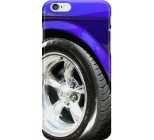 1965 Ford Mustang GT350 Muscle Car iPhone Case/Skin