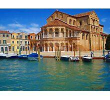Venice Italy Photographic Print
