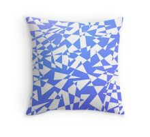 jumble of triangles in blue auf Redbubble von pASob-dESIGN