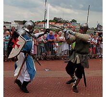 Ridders van de IJssel battle 2010 Photographic Print