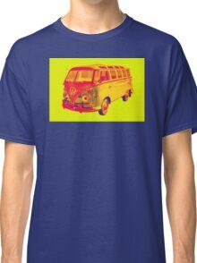 Classic VW 21 window Mini Bus Pop Art Classic T-Shirt