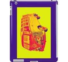 Classic VW 21 window Mini Bus Pop Art iPad Case/Skin