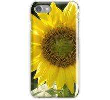 Summer Sunflower iPhone Case/Skin