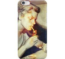 Lauren Bacall iPhone Case/Skin