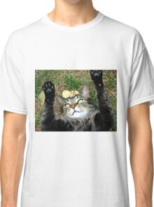 Happy Cat Classic T-Shirt