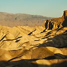 Zabriskie Point Sunrise 2 by Bob Moore
