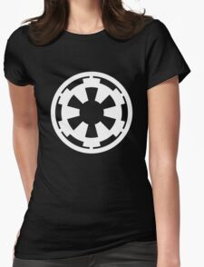 galactic empire Womens Fitted T-Shirt