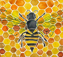 Honeybee by Cat Coquillette