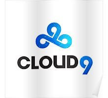 Constellation Cloud9 Poster