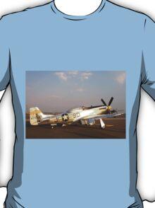 P-51 Mustang Fighter Plane T-Shirt