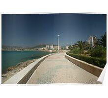 Calpe, Spain Poster