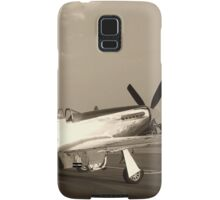 P-51 Mustang Fighter Plane - Classic War Bird Samsung Galaxy Case/Skin