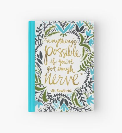 Anything's Possible Hardcover Journal