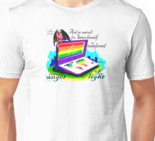 2CO 11:14 AN ANGEL OF LIGHT Unisex T-Shirt