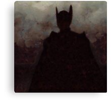 Dark Lord by Sarah Kirk Canvas Print