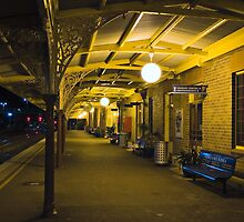 Cootamundra Railway Station # 2 by GailD