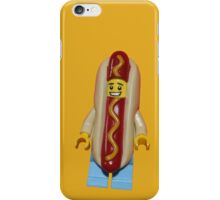 Hotdog Lego iPhone Case/Skin