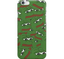Pepe Frog iPhone Case/Skin