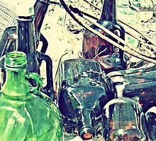 Bottles by Ronda Basteyns