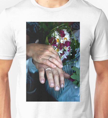 symbol of love Unisex T-Shirt