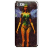 Pixie Princess by Sarah Kirk iPhone Case/Skin