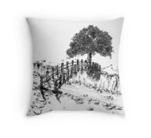 My Quiet Escape Throw Pillow
