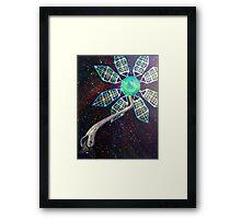 Eco-stellar - Transmissions (Color) Framed Print