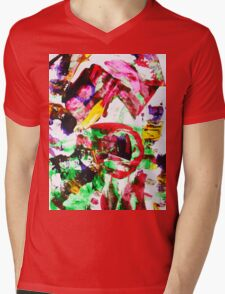 Abstract #777 Mens V-Neck T-Shirt