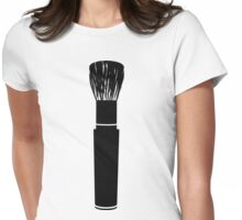 blush brush Womens Fitted T-Shirt