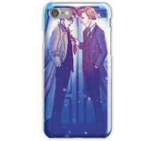 Ten and Eleven iPhone Case/Skin